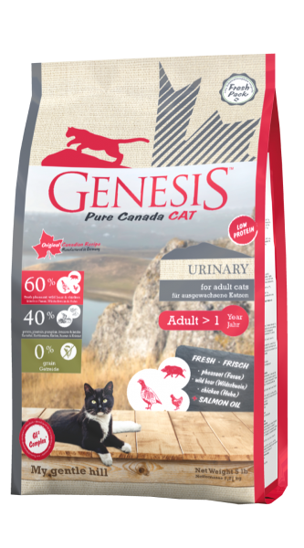 Genesis Pure Canada Cat Urinary My Gentle Hill